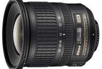 Nikon AF-S 10-24mm f3.5-4.5 G DX
