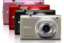 Nikon Coolpix S2500+custodia sub