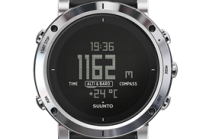 Suunto CORE STEEL BRUSHED