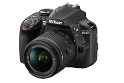 DISPONIBILE NEW NIKON D3400